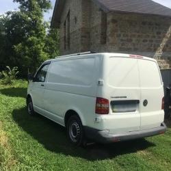 Ритуальный транспорт Volkswagen с холодильной камерой