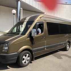 Ритуальный транспорт Volkswagen (15 мест)