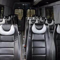 Ритуальный транспорт VIP Mercedes повышенного комфорта (15 мест)