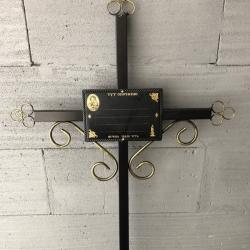 Металлический крест_4