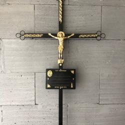 Металлический крест_7
