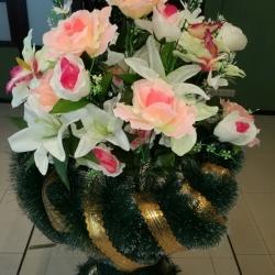 Ритуальные искусственные цветы